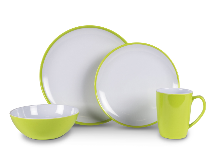 Kampa Citrus Green Summer 16 Piece Set