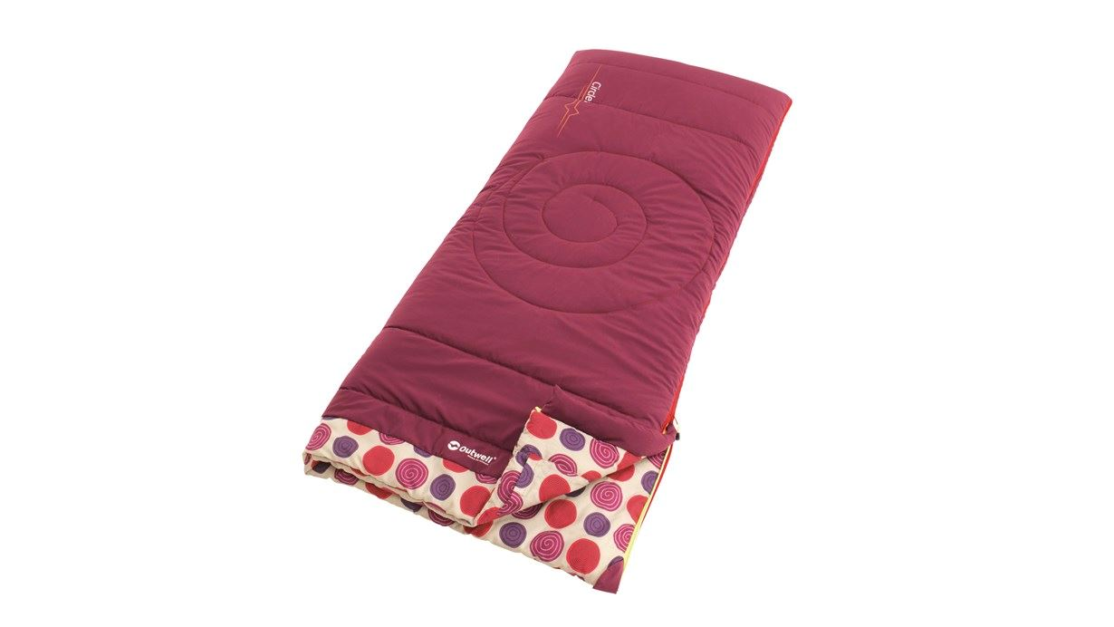 Outwell Circles Kids Berry Sleeping Bag