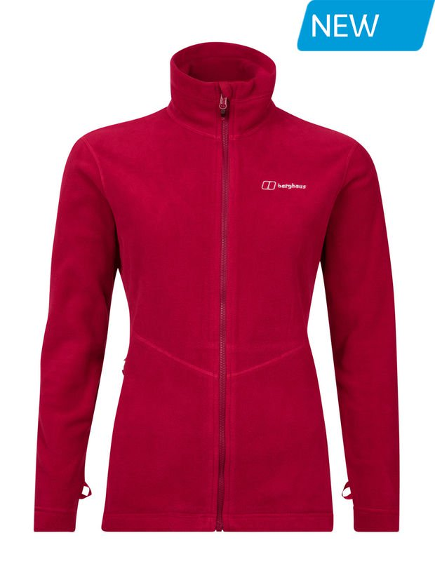 Berghaus Womens Prism Micro Polartec Interactive Fleece Jacket