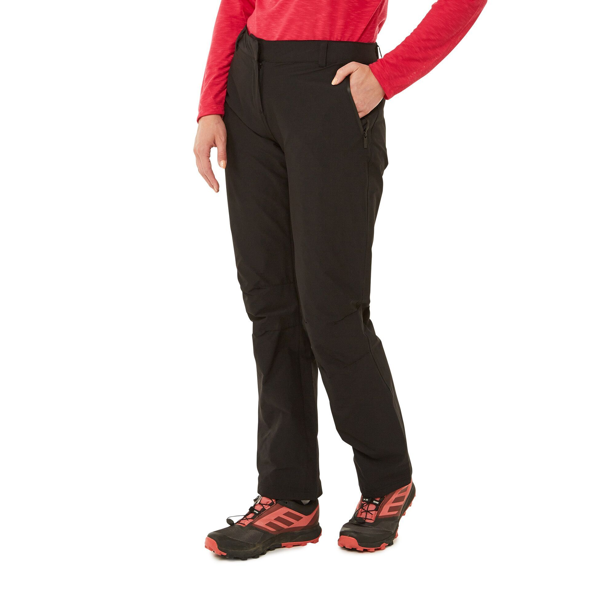 Craghoppers Womens Kiwi Pro Waterproof Trousers-Regular