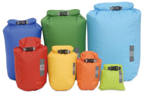 Exped S folding dry bag