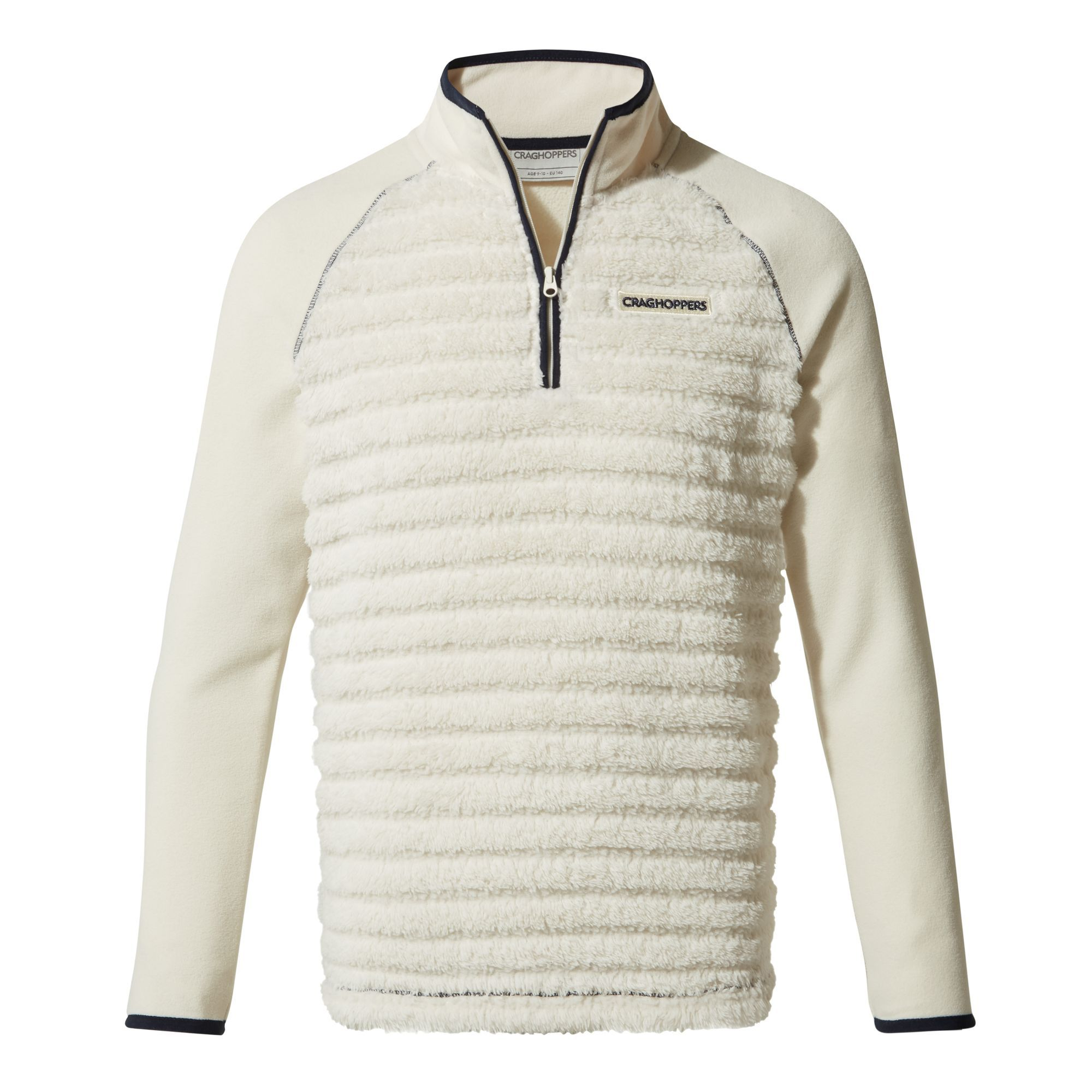 Craghoppers Maddiston Half Zip Fleece-Calico