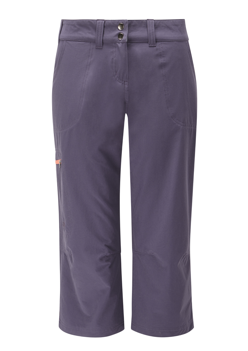 Rab Helix Capris Womens Fig